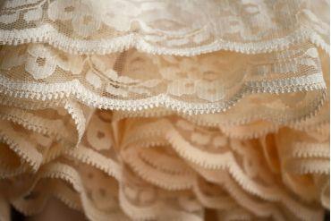 Как называется кружевная ткань