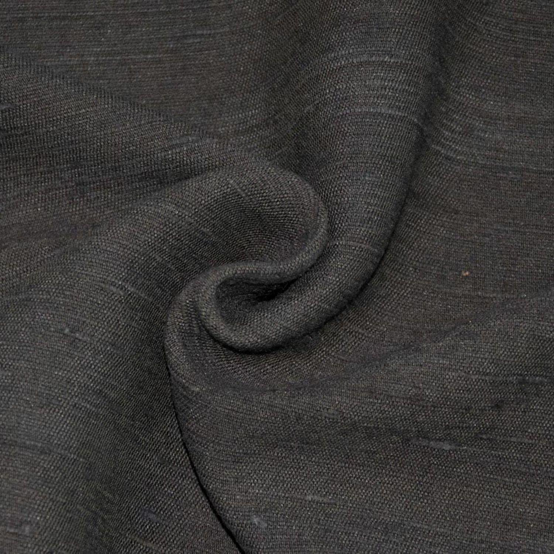 Костюмная ткань : Шерсть-50%, Шелк-50%, Серый