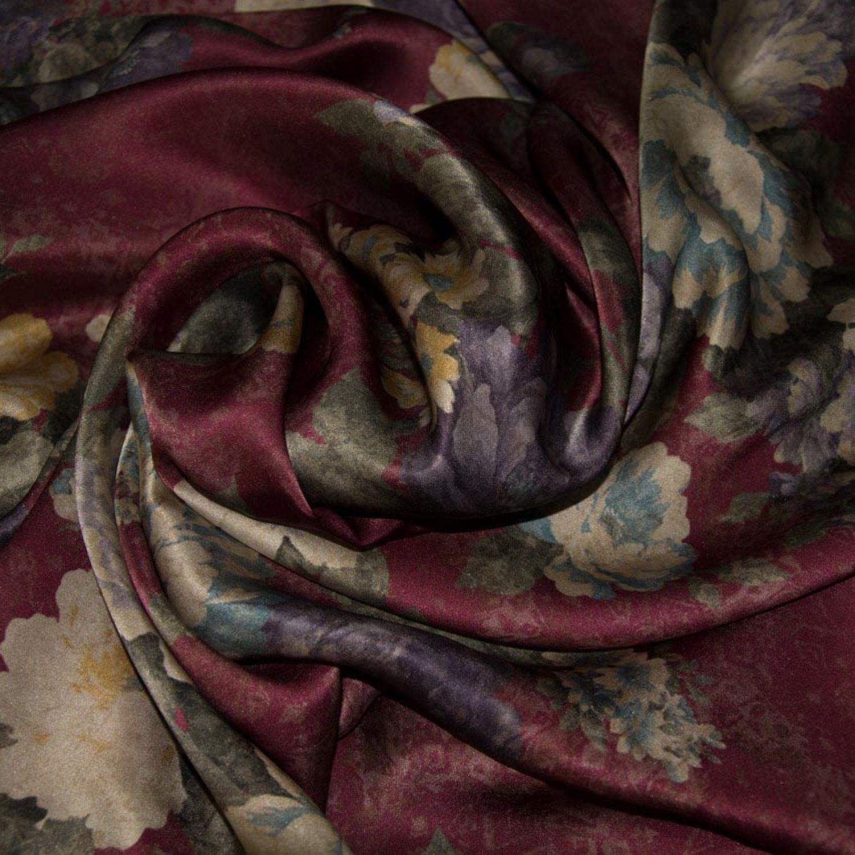 Атласный Купон-платок : 6600
