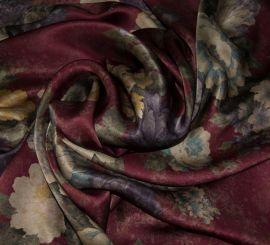 Атласный Купон-платок