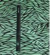 Aтлас Стрейч Etro : Шелк-97%, Эластан-3%, Зеленый, Черный