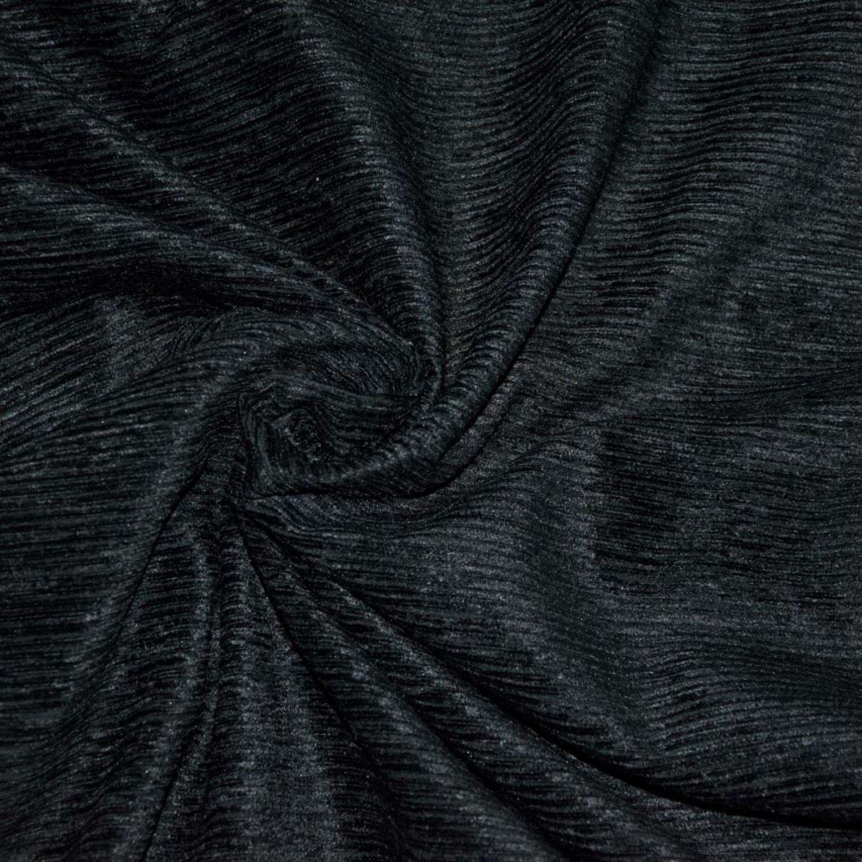 Вельвет Emanuel Ungaro : Шелк-100%, Черный