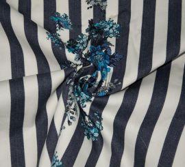 Костюмная ткань стрейч Valentino