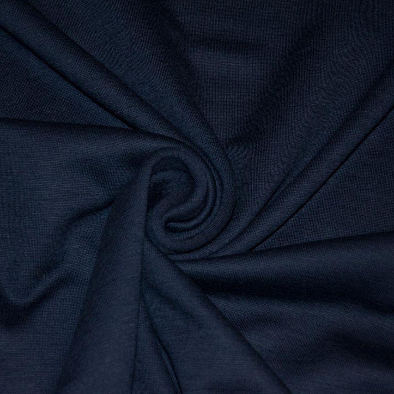 Джерси Miroglio : Шерсть-100%, Синий