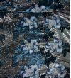 Гипюр Паетки Burberry : Полиэстер-100%, Черный, Зеленый, Бежевый