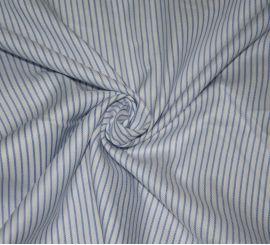 Ткань для рубашек вышитая
