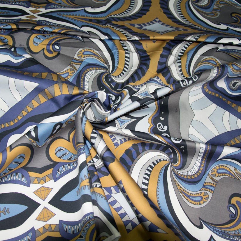 Костюмно-плательная ткань Pucci: 7884