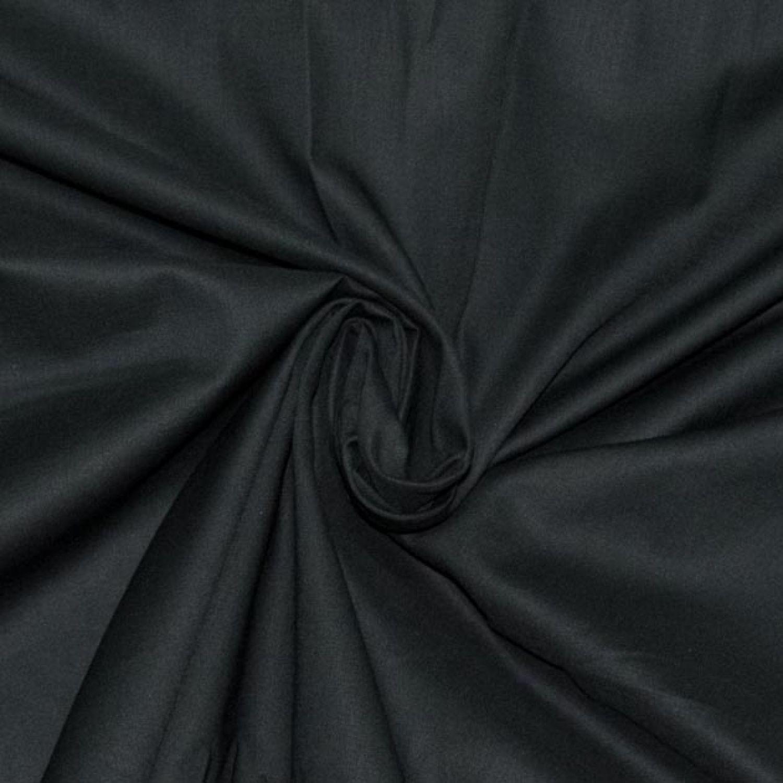 Батист : Коттон-100%, Черный
