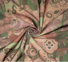 Плательная ткань Hermes