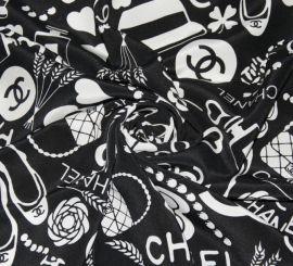 Крепдешин Chanel